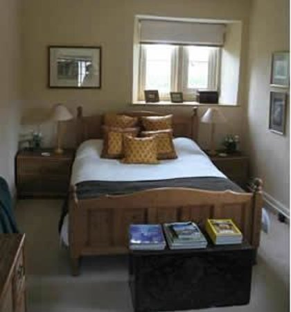 Somerford House: Double room