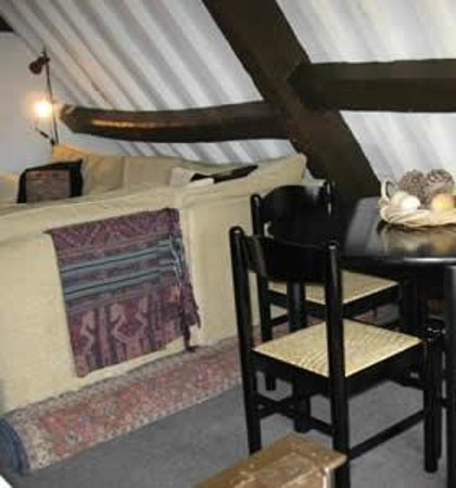 Somerford House: Attic suite