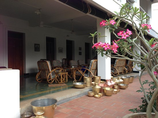 The Bangala: Just outside our room