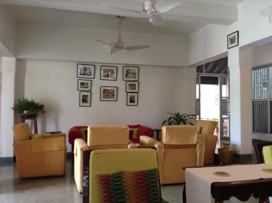 The Bangala: Guest Area