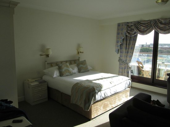 Dalmeny Resort Hotel: Double Bed