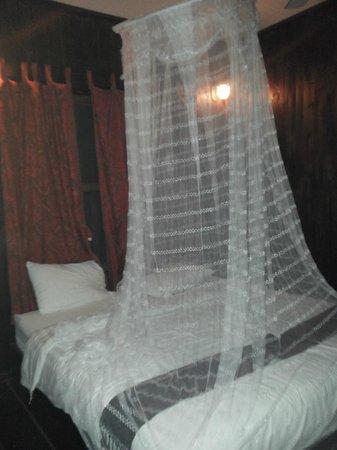 Bellevue Bungalows : stanza da letto
