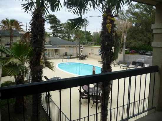 Carmel Inn and Suites: view of the swimming pool