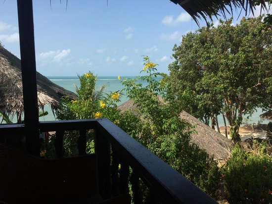 Lamai Bay View Resort: View from a Seaview Room