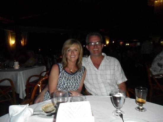 Couples Negril : Dinner