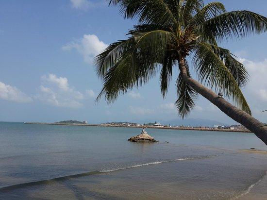 Tango Luxe Beach Villa: panorama view