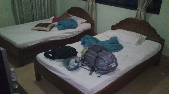 Bun Kao Guesthouse : Habitación doble