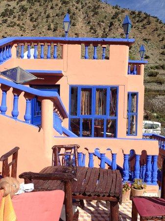 La Perle de l'Ourika : ein fröhliches Haus