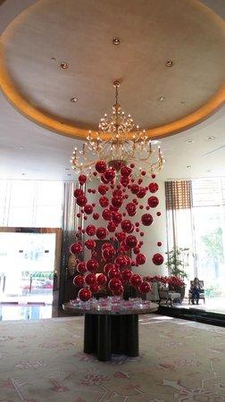 Conrad Hong Kong : Lobby