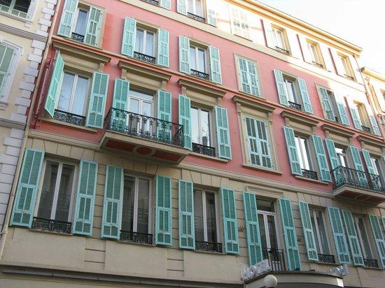 Hotel Crillon Centre Nice by HappyCulture: Hotel