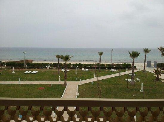 Amir Palace: sea view
