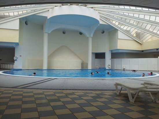 Amir Palace: Indoor Pool- Fabulous
