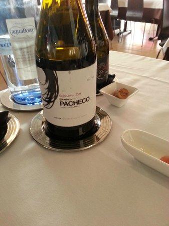 Atempo Weekend Bistrot: Vino Familia Pacheco