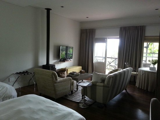 Angala Boutique Hotel and Guest House : our room