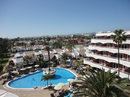 Sol Barbacan Hotel: Vistas