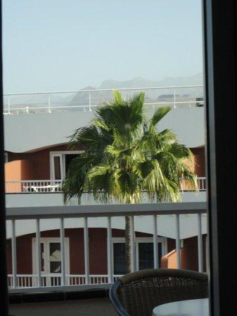 Sol Barbacan Hotel: Vistas (por la mañana desde la cama)