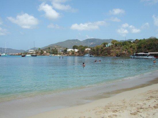 Cruise Ship Excursions - The Legendary Kon Tiki: View from Island