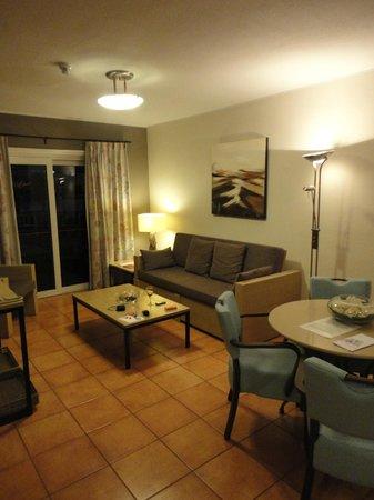 Sol Barbacan Hotel : Salón