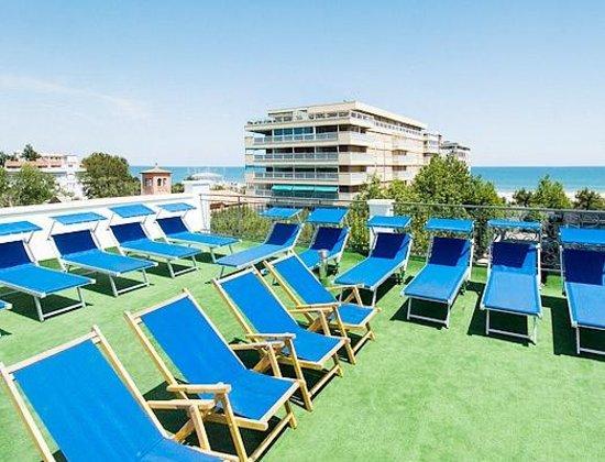 Hotel Carignano : Solarium