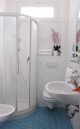 Hotel Carignano : Box doccia
