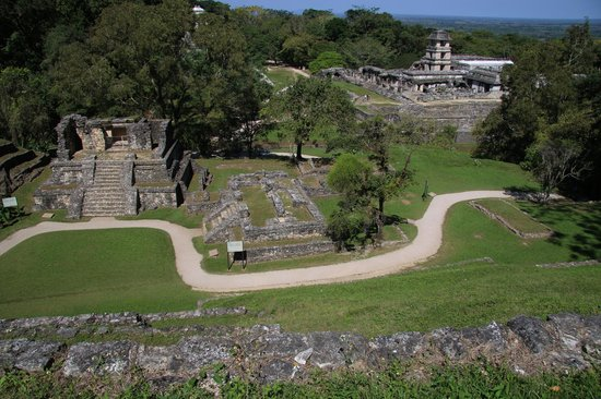 National Park of Palenque: All in one