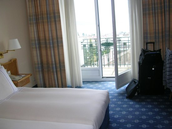BEST WESTERN PLUS Hotel Mirabeau: Room Interior