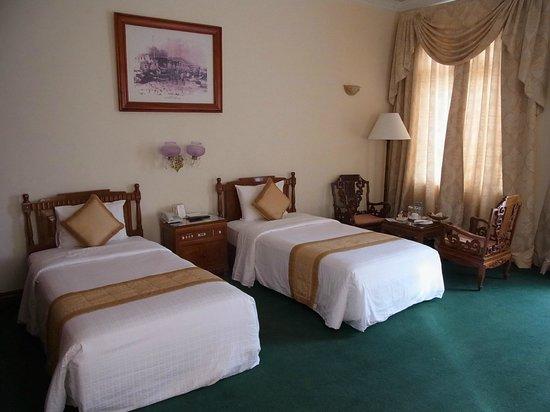 Hotel Continental Saigon: 部屋