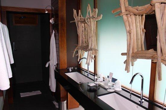 Le Meridien Bora Bora: Bathroom