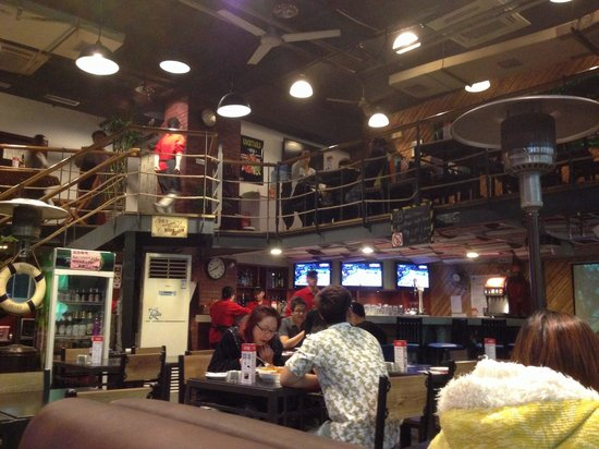 Sheng XiaMei Shi XiuXian Restaurant: Great place , feels like home