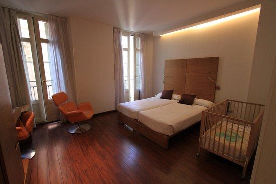 Petit Palace Plaza Malaga : Room
