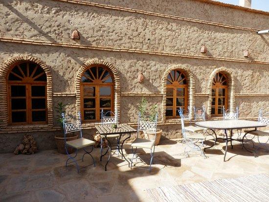 Kasbah Azalay Merzouga : esterno