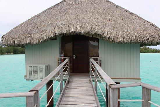 Le Meridien Bora Bora: Our bungalow 324