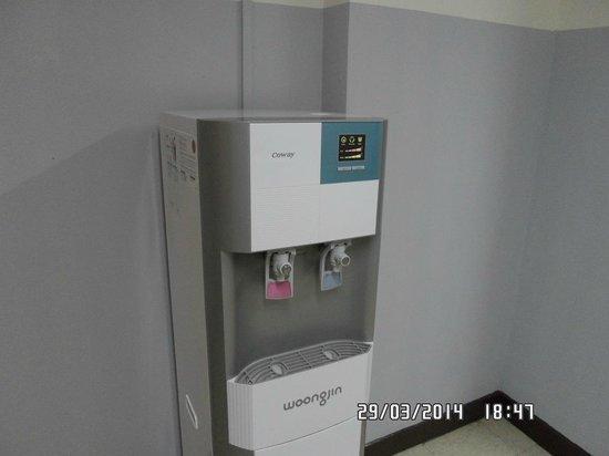 AnCasa Express @ Pudu : Water dispenser