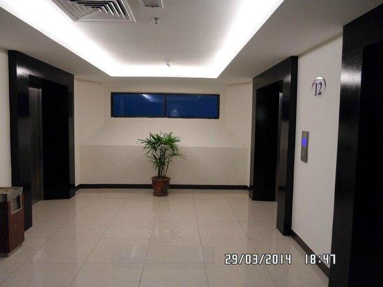 AnCasa Express @ Pudu : Lift area