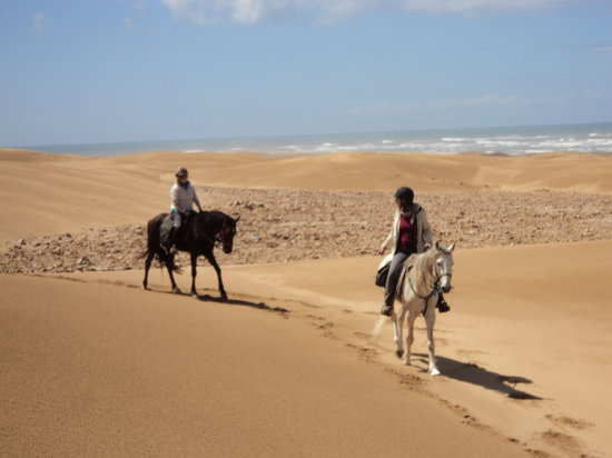 Equi Evasion : 4 days trek: Beach