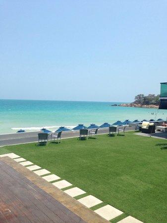 Samui Resotel Beach Resort : Plage