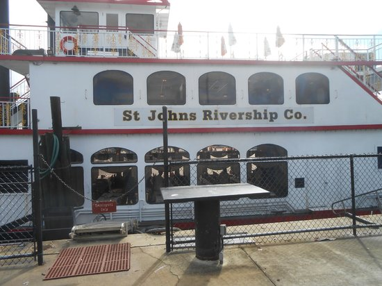 St Johns Rivership Company : Great time had by all!