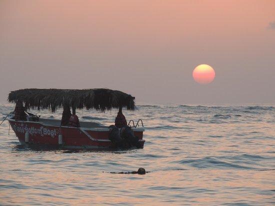 Grand Bahia Principe Punta Cana: sun rise