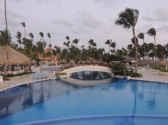 Grand Bahia Principe Punta Cana: pool area