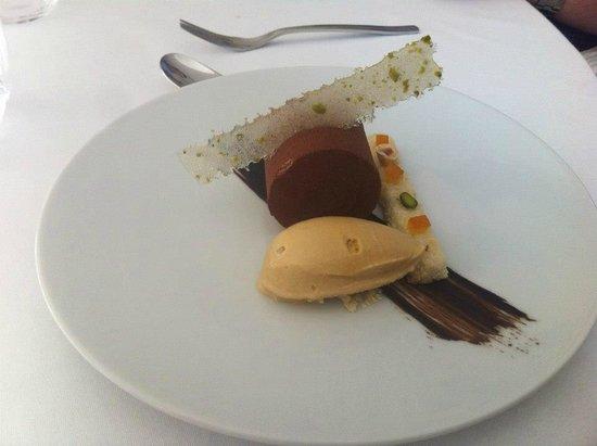 Domaine du Colombier Restaurant : desert