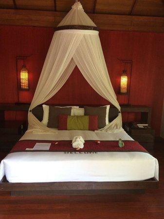 Anantara Rasananda Koh Phangan Villas: Chambre
