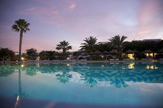 SunConnect Djerba Aqua Resort: pool Djerba Palace