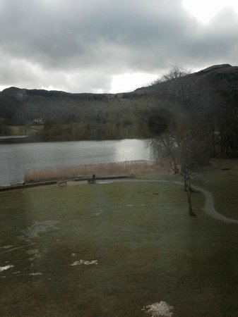 The Daffodil Hotel & Spa : View of Grasmere Lake