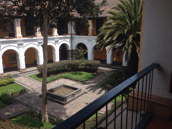 Museo de la Ciudad: Uno de los patios del museo