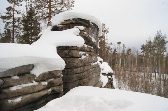 Rocks of Peter Gronsky