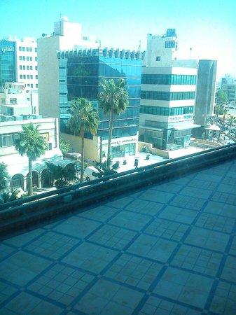 Grand Millennium Hotel Amman: Room view