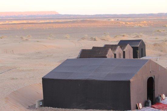 Les Cles Du Desert Luxury Bivouac : View