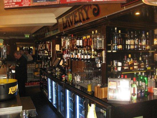 Lavery's Bar: Bar