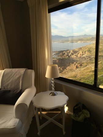 Cliff Lodge: Ocean Suite view