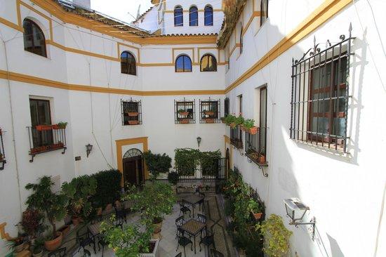 Hotel Eurostars Maimonides: Patio